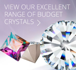 View our excellent range of budget crystals