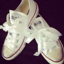 Crystal Converse Kit - Adult Shoe Size 7